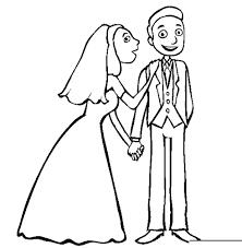 Tô màu cho cô dâu và chú rể (34 Hình ảnh)