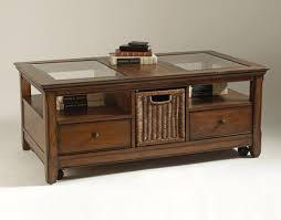 coffee tables with glass top display drawer decoration inspiration 1200 939