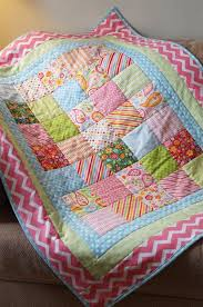 1295 best images about Quilting on Pinterest | Quilt, Postage ... & Items similar to Ready to Ship ~ Girls Quilt, Blankie, Riley Blake, My  Sunshine, Patchwork Blanket on Etsy Adamdwight.com