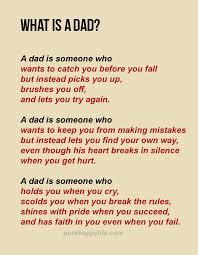 What Is A Quote Fascinating Father Day Quote What Is A Dad A Dad Is Someone Who Wants To Catch