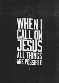 Jesus Quotes Extraordinary When I Call On Jesus All Inspiration Quotes