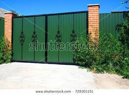 fence gate minecraft. Quotresidential Gatequot Stock Images Royalty Free Iron Fence Gate Metal Door Residential House Wrought Prices . Gates Minecraft