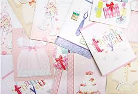 baby congratulations cards amazon com assorted pack greeting cards thank you hello baby