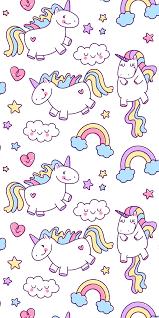 Kawaii Unicorn iPhone Wallpapers - Top ...