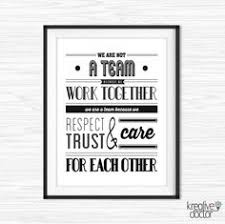 pictures for office. Teamwork Quotes For Office Wall Art Printable By KreativeDoctor Pictures For Office