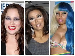 celebrity makeup fails 2016 bad terrible celebrity makeup google search kim kardashian makeup fail look good