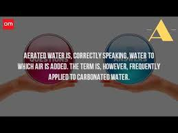 Vending Machine Meaning In Hindi Classy What Is The Meaning Of Aerated Water YouTube