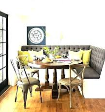 curved bench for round dining table seating outstanding kitchen reclaimed wood f dining bench round benches tables