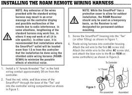 hunter roam wh remote wiring harness for sprinkler irrigation installing the roam remote wiring harness
