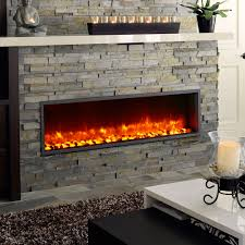 image of built in gel fireplace insert