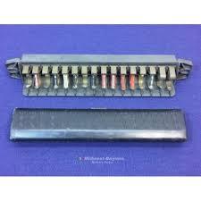 fiat x1 9 fuse box wiring diagram 1978 Fiat Spider at 1979 Fiat Spider Fuse Box