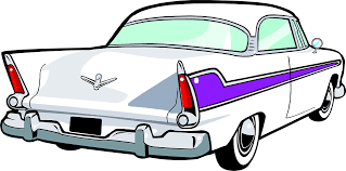 Blue Classic Car Clipart Cliparts And Others Art Inspiration