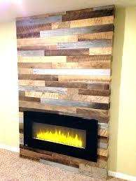 modern electric fireplace insert impressive inspiration modern