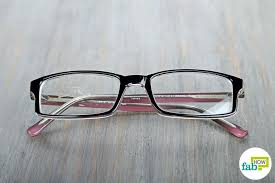 use dish soap to remove super glue from the lens of your eyeglasses