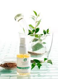 garden botanika. Garden Botanika Professional Solutions Red Tea Serum Facial Beauty Product On Glass Tile
