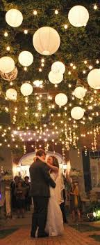 outside wedding lighting ideas. wedding lanterns you can make an indoor space look like outdoor with outside lighting ideas
