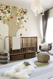 green nursery furniture. Natural Baby Nursery With Neutral Color Scheme And Nature Theme Green Furniture E