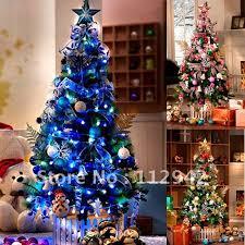 Blue Christmas Decor  EtsyBlue Christmas Tree Ideas