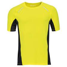 <b>Футболка SYDNEY MEN</b>, желтый неон с логотипом - купить в ...