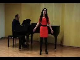 Aria Carmen Bizet - Soprano Belem Reyes - YouTube