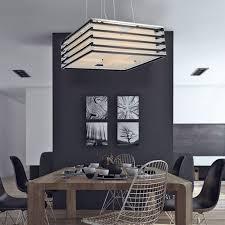 modern acrylic dining room hanging