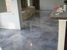 stained concrete floors colors. Gray Stained Concrete Floors Decor With Dark Grey . Colors I