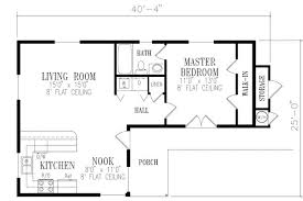 Marvelous 1 Bedroom House Floor Plans Inspiring Ideas 7. »