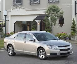 CHEVROLET Malibu specs - 2008, 2009, 2010, 2011, 2012 - autoevolution