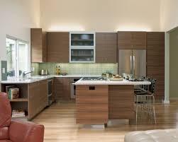 interior design kitchen. Modern Kitchen Set Interior Design Backsplash Desain Sederhana