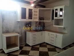 Fabrication Cuisine équipée Tizi Ouzou Bouzeguene Algérie