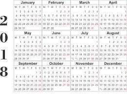 yearly printable calendar 2018 printable 12 month calendar 2018 printable editable blank