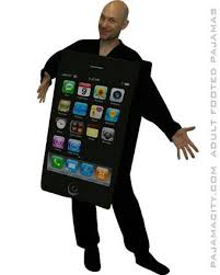 iphone costume. how to make a diy adult iphone costume iphone