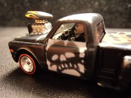 Custom 69 Chevy blown Rat Rod truck - Dads Custom Creations and ...