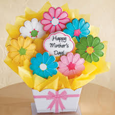 Cookies By Design Plano Fazer Num Buque Plano Mothers Day Cookies Cookie Bouquet