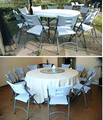 5 ft table what size tablecloth for round table round table contemporary tables 7 in 9