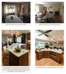 Kitchen Remodeling Arlington Va Kitchen Remodeling Tips Opening Up The Space Remodeling