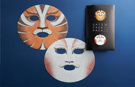 japanese for mask you can own these japanese face masks styled after cats the