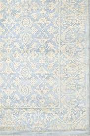 damask pattern grey gold rug and pink
