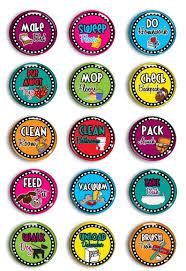 Mühsam Diagramm Magnete Mühsam Magnete Kinder Jobs Etsy