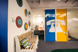google office interior. Lounge\u2026 Google Office Interior