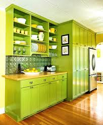 Lime Green Kitchen Walls Kitchen Kitchen Remodeling Chic Kitchen Designs With Green Color