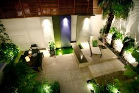 balcony and garden lamps lighting modern cool ideas balcony lighting ideas