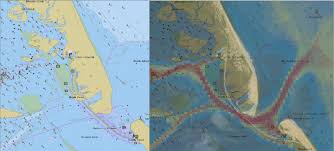 Noaa To Phase Out Paper Nautical Charts Coastal Review Online