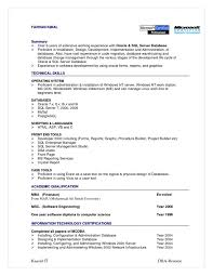 Sample Mainframe Resume Sensational Mainframe Resume For Years Experience Indeed Sample 15