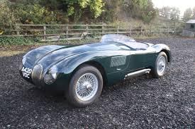 2014 Jaguar C-Type Aluminium Tribute Roadster | Coys of Kensington
