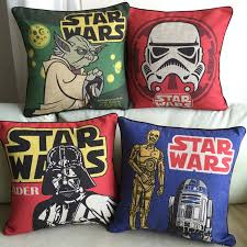Star Wars Throw Pillow Cover