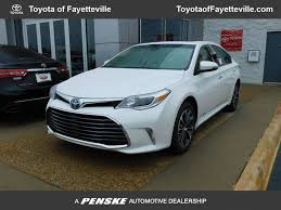 2018 New Toyota Avalon Hybrid XLE Premium at Toyota of ...