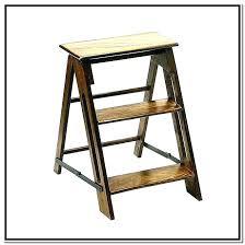wood folding step stool vintage step stool step stool for folding step stool stools small