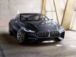 2017 BMW 8-Series Concept - Front | HD Wallpaper #8
