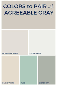 decor paint colors agreeable gray